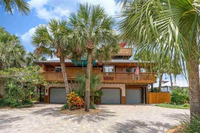 4 D St, St Augustine Beach, FL 32080 (MLS #214283) :: Keller Williams Realty Atlantic Partners St. Augustine