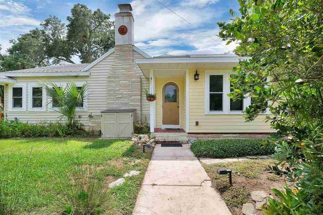 31 Colony St, St Augustine, FL 32084 (MLS #214473) :: Olde Florida Realty Group