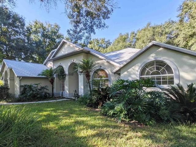 3309 Cedar Glen, St Augustine, FL 32086 (MLS #214607) :: 97Park