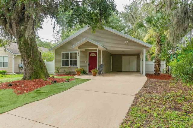 20 Pearl, St Augustine, FL 32084 (MLS #214706) :: The Impact Group with Momentum Realty