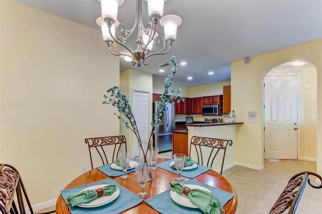 155 Calle El Jardin #101, St Augustine, FL 32095 (MLS #214773) :: Noah Bailey Group
