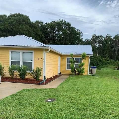 107 Plantation Point Dr., St Augustine, FL 32084 (MLS #214830) :: Olde Florida Realty Group