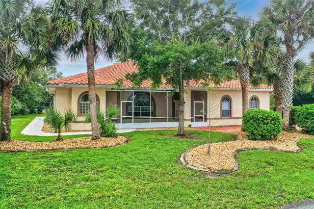 47 Cimmaron Drive, Palm Coast, FL 32137 (MLS #214900) :: The Impact Group with Momentum Realty