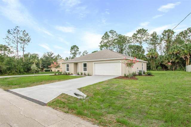 1 Pitt Ln, Palm Coast, FL 32164 (MLS #214920) :: The Impact Group with Momentum Realty