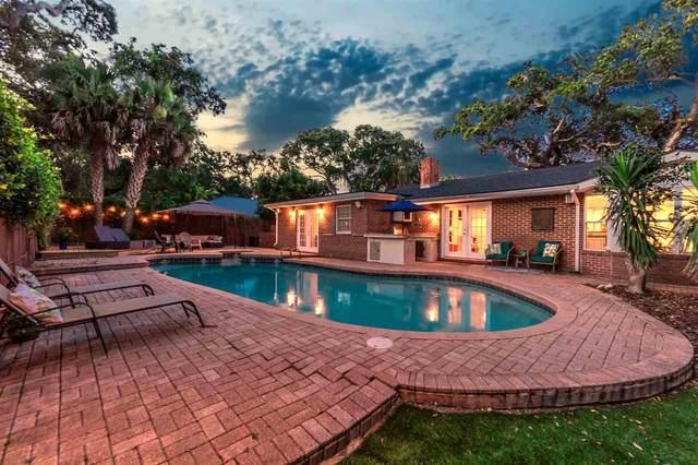 8 Mickler Blvd, St Augustine, FL 32080 (MLS #215048) :: Bridge City Real Estate Co.