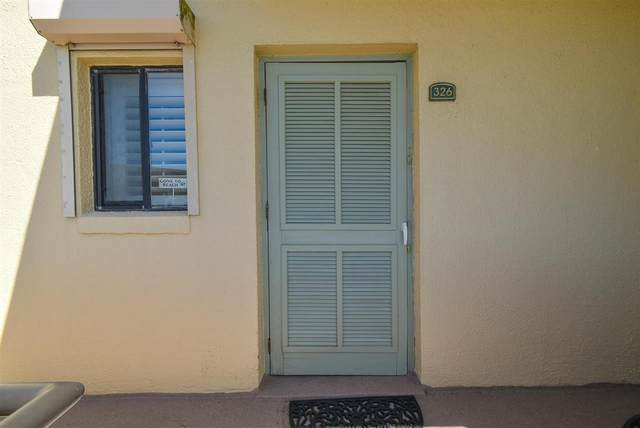 8550 A1a South #326 #326, St Augustine, FL 32080 (MLS #215096) :: Olde Florida Realty Group