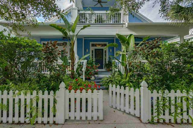 820 Ocean Palm Way, St Augustine, FL 32080 (MLS #215149) :: The Newcomer Group