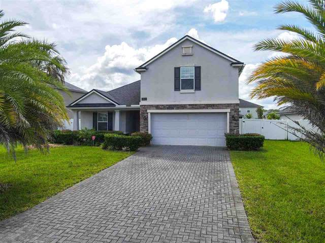 3912 S Trapani Rd, St Augustine, FL 32092 (MLS #215170) :: The Collective at Momentum Realty