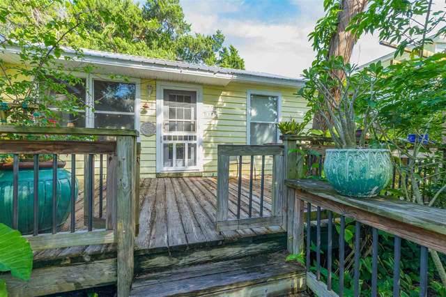 129 Ferdinand Ave, St Augustine, FL 32080 (MLS #215286) :: Better Homes & Gardens Real Estate Thomas Group