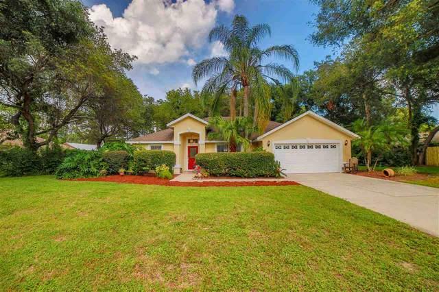 163 Segovia Road, St Augustine, FL 32086 (MLS #215291) :: Better Homes & Gardens Real Estate Thomas Group