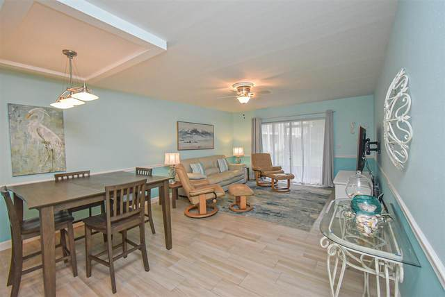8130 S A1a South G-3 G-3, St Augustine, FL 32080 (MLS #215456) :: The Perfect Place Team