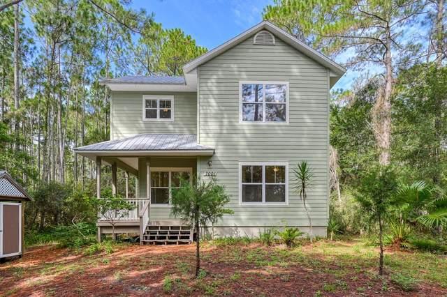7001 Catlett Road, St Augustine, FL 32095 (MLS #215676) :: 97Park