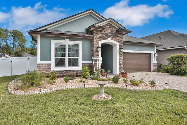 100 Quartz Place, St Augustine, FL 32086 (MLS #215864) :: The Collective at Momentum Realty