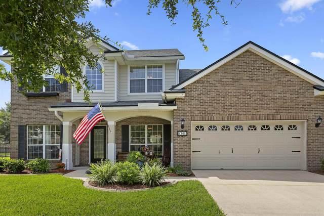 1701 Windover Place, St Augustine, FL 32092 (MLS #216028) :: Noah Bailey Group