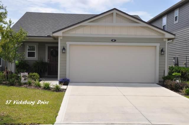 87 Vicksburg Drive, St Johns, FL 32259 (MLS #216181) :: The Perfect Place Team