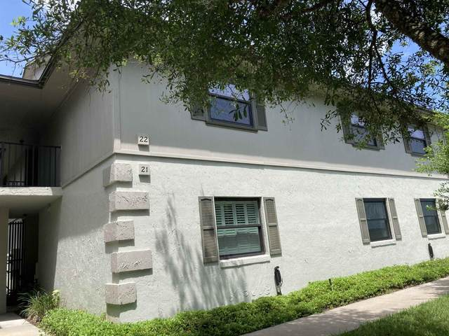21 Santiago Court, St Augustine, FL 32086 (MLS #216363) :: The Collective at Momentum Realty