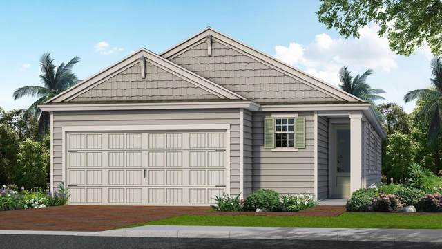 341 Thistleton Way, St Augustine, FL 32092 (MLS #216708) :: The Collective at Momentum Realty