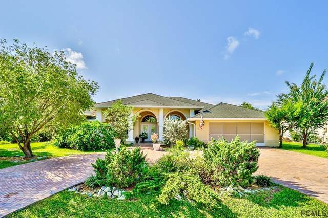 3 Woodfield Drive, Palm Coast, FL 32164 (MLS #216869) :: The Collective at Momentum Realty