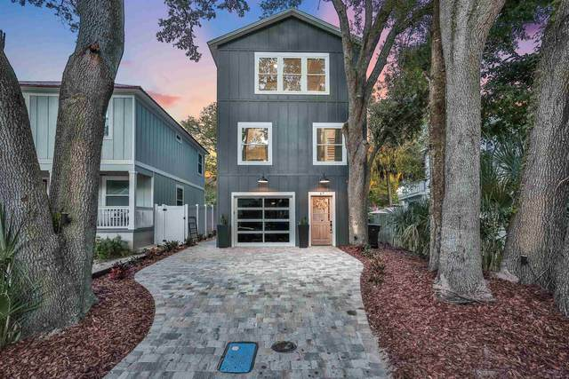 18 Inlet Place, St Augustine, FL 32080 (MLS #217134) :: The Impact Group with Momentum Realty