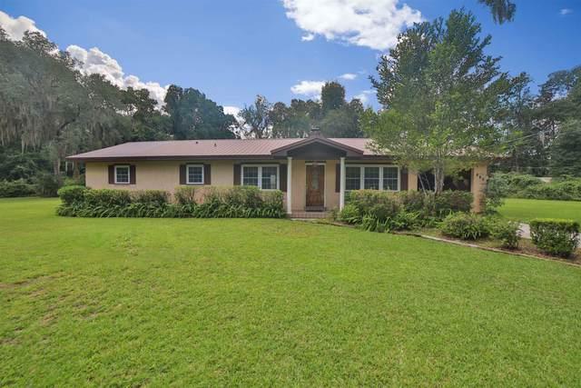 465 Wildwood Dr, St Augustine, FL 32086 (MLS #217338) :: 97Park