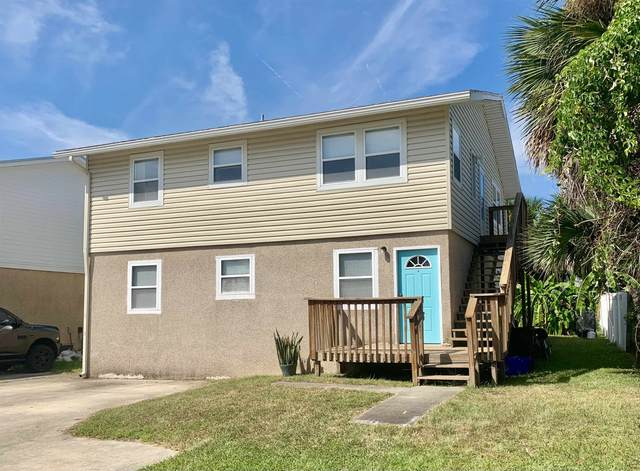 214 12th St, St Augustine Beach, FL 32080 (MLS #217481) :: Olde Florida Realty Group