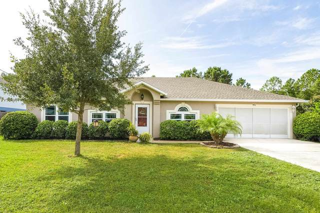 65 Leidel, Palm Coast, FL 32137 (MLS #217483) :: The Collective at Momentum Realty
