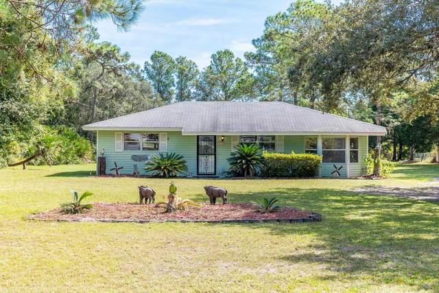 2080 Deerwood Acres Dr, St Augustine, FL 32084 (MLS #217561) :: Olde Florida Realty Group