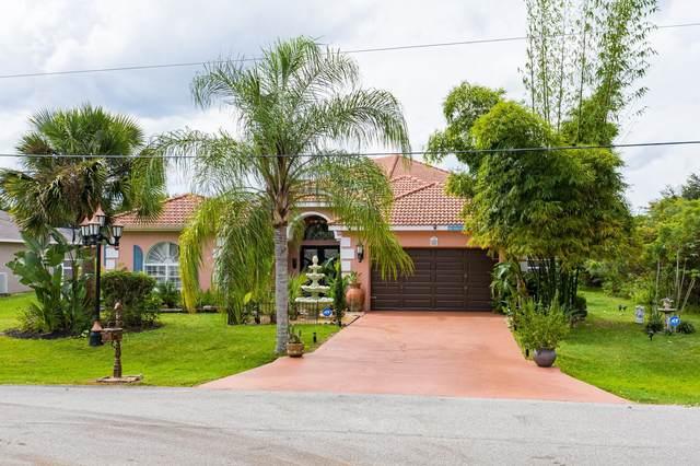 43 Luther Drive, Palm Coast, FL 32137 (MLS #217834) :: Noah Bailey Group
