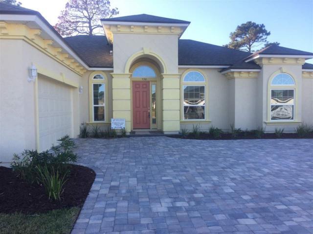 536 Belen Lane, St Augustine, FL 32086 (MLS #168392) :: St. Augustine Realty
