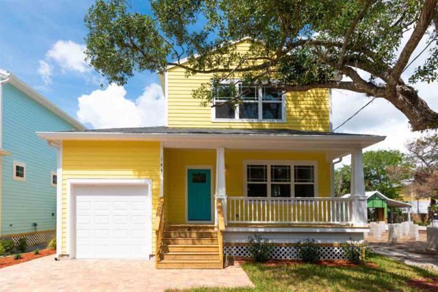 144 Twine Street, St Augustine, FL 32084 (MLS #175358) :: St. Augustine Realty