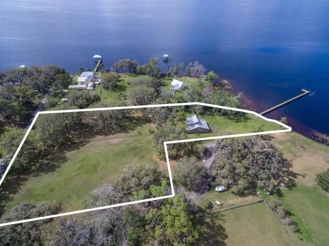 109 W Groveland Ln, East Palatka, FL 32131 (MLS #176980) :: 97Park