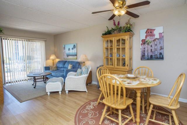 880 A1a Beach Boulevard #5120 #5120, St Augustine Beach, FL 32080 (MLS #177326) :: Memory Hopkins Real Estate