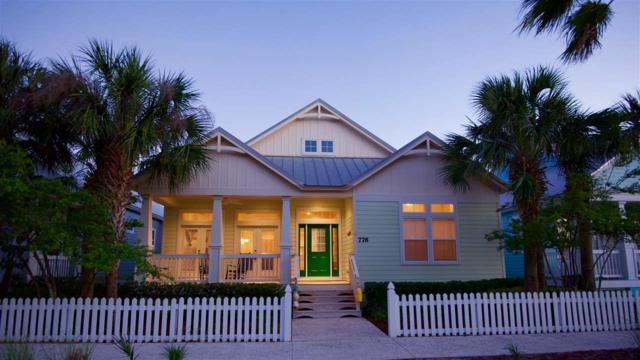 776 Ocean Palm Way, St Augustine Beach, FL 32080 (MLS #178193) :: St. Augustine Realty