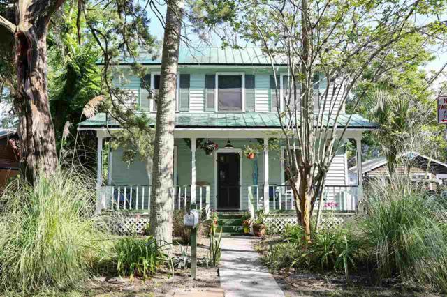 21 Joiner Street, St Augustine, FL 32084 (MLS #179455) :: 97Park