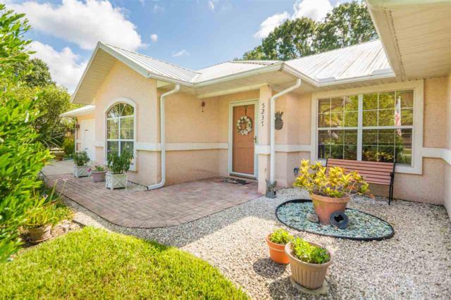 5237 Timucua Circle, St Augustine, FL 32086 (MLS #179688) :: St. Augustine Realty