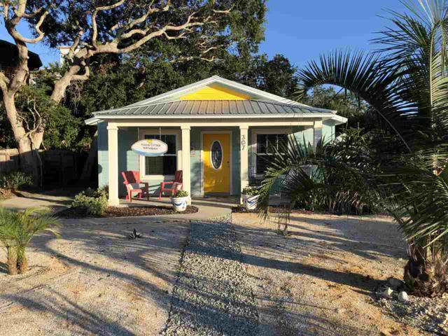 307 Eleventh Street, St Augustine, FL 32084 (MLS #180617) :: Memory Hopkins Real Estate