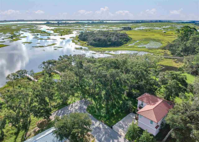 15 Poinciana Cove Rd, St Augustine, FL 32084 (MLS #181767) :: St. Augustine Realty