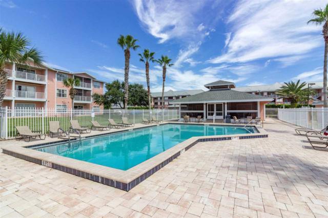200 16th Street 206A + Garage #4, St Augustine Beach, FL 32080 (MLS #181880) :: 97Park