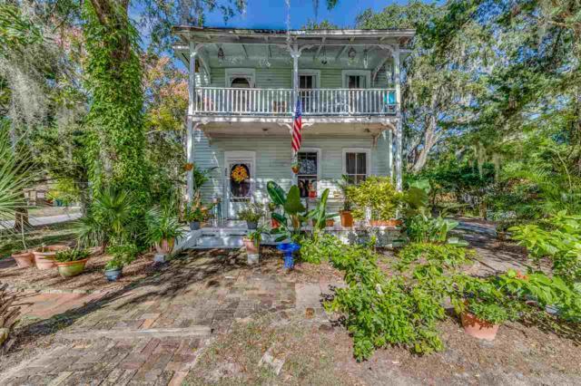 22 Dufferin Street, St Augustine, FL 32084 (MLS #182901) :: Tyree Tobler | RE/MAX Leading Edge