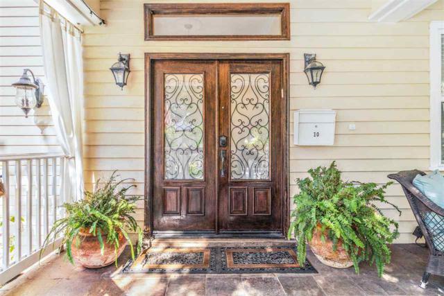 10 Cincinnati, St Augustine, FL 32084 (MLS #183329) :: Florida Homes Realty & Mortgage