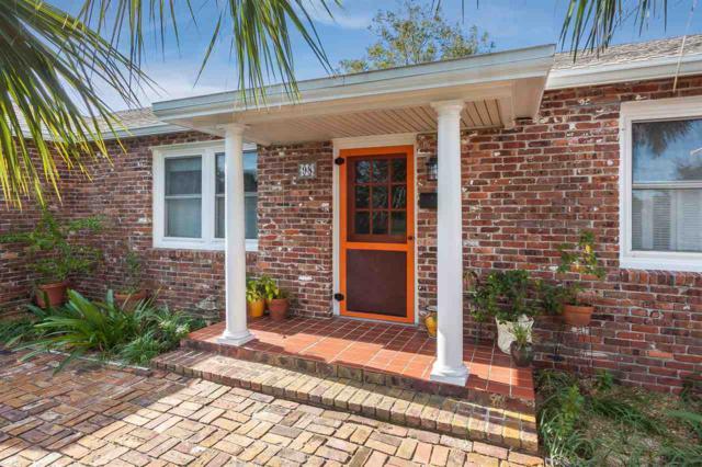 98 N St Augustine Blvd, St Augustine, FL 32080 (MLS #183518) :: Memory Hopkins Real Estate