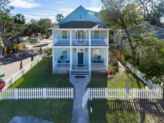 71 Park Place, St Augustine, FL 32084 (MLS #185392) :: Tyree Tobler | RE/MAX Leading Edge