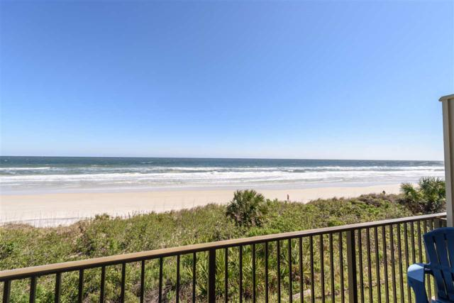 8550 S A1a  South, Building 10 Uni, St Augustine, FL 32080 (MLS #185485) :: Noah Bailey Real Estate Group