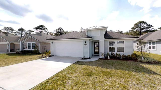 128 Coastal Hammock Way, St Augustine, FL 32080 (MLS #185600) :: Home Sweet Home Realty of Northeast Florida