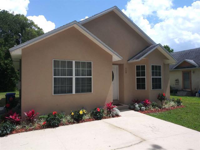 608 N Main St, Hastings, FL 32145 (MLS #186337) :: Noah Bailey Real Estate Group