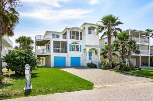 5073 Atlantic View, St Augustine, FL 32080 (MLS #187315) :: Memory Hopkins Real Estate