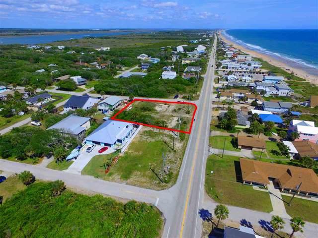 3017 & 3025 Coastal Hwy, St Augustine, FL 32084 (MLS #188019) :: Memory Hopkins Real Estate