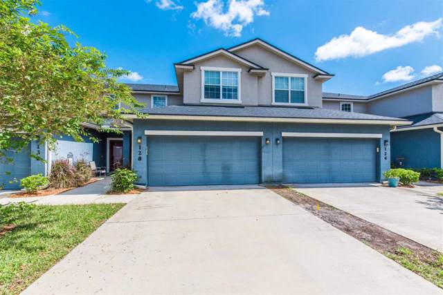128 Amistad Drive, St Augustine, FL 32086 (MLS #190151) :: 97Park