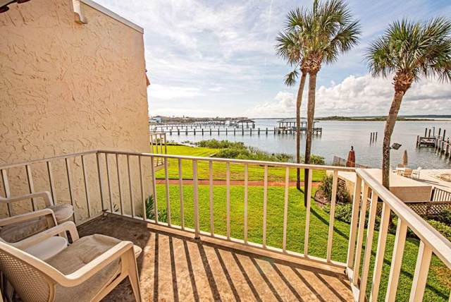 7265 S A1a  Unit C 10 C 10, St Augustine, FL 32080 (MLS #191181) :: Bridge City Real Estate Co.
