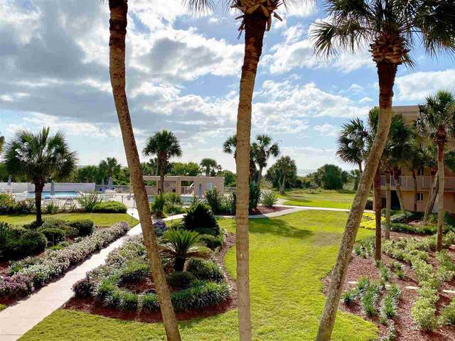 4 Ocean Trace Rd #201 #201, St Augustine, FL 32080 (MLS #191196) :: Memory Hopkins Real Estate